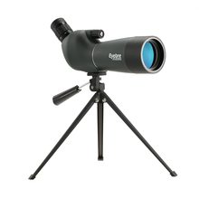 20-60x60 Angled Waterproof Spotting Scope Outdoor Hiking Bird Watching Portable HD Monocular Telescope with Tripod Carry Case