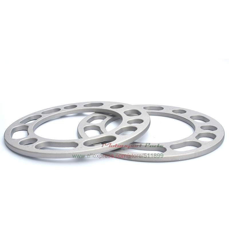 (2pcs/lot) <font><b>5x139.7</b></font> 6x139.7 <font><b>5x139.7</b></font> Aluminum Car Wheel Spacer image