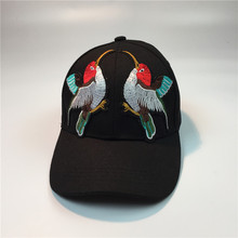 New 2017 Bird Patch Women's Snapback Baseball Hats Women Caps Bone Hip Hop Hats Casual chapeau femme Fashion Accessories Sunhat