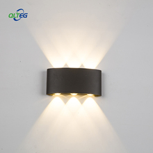 цена на QLTEG LED Wall Lamp Modern sconce lamp 6w 12w 18w LED wall light waterproof Stair Light Fixture Bedroom Indoor Lighting outdoor
