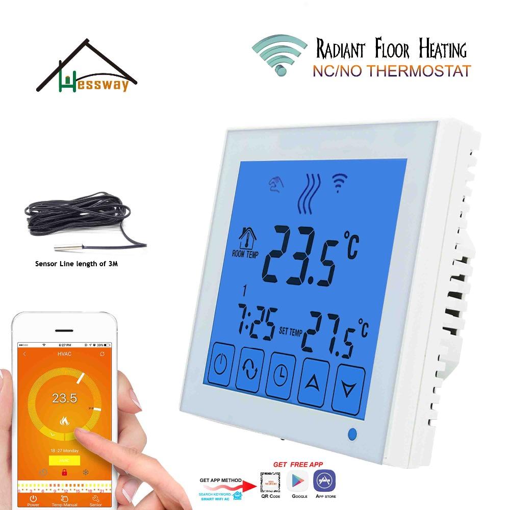 Vente Application Android ISO Fonctionnant Le Thermostat