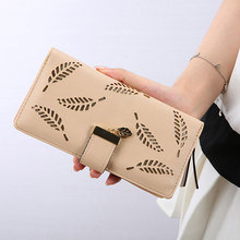 Women Wallet Female Leather Purse Girl Card Holder Coin Phon