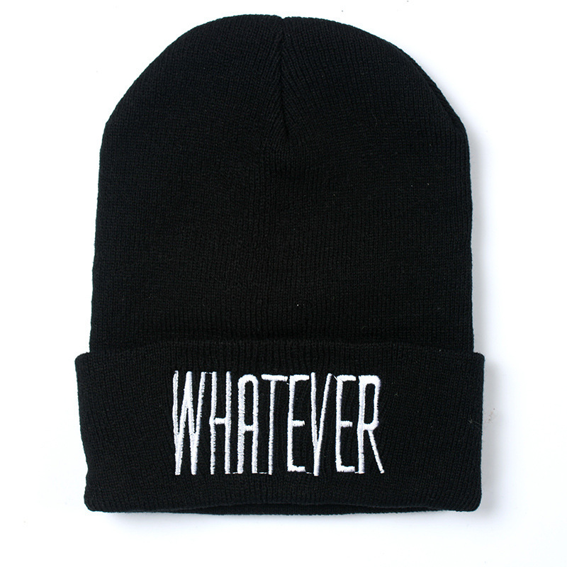 2016 Hot Sale Special Offer Polyester Adult Beanie Fashion Winter Boy Hip-hop Hat Wool Girl Hats Keep Warm Knitting Skiing Cap rwby letter hot sale wool beanie female winter hat men