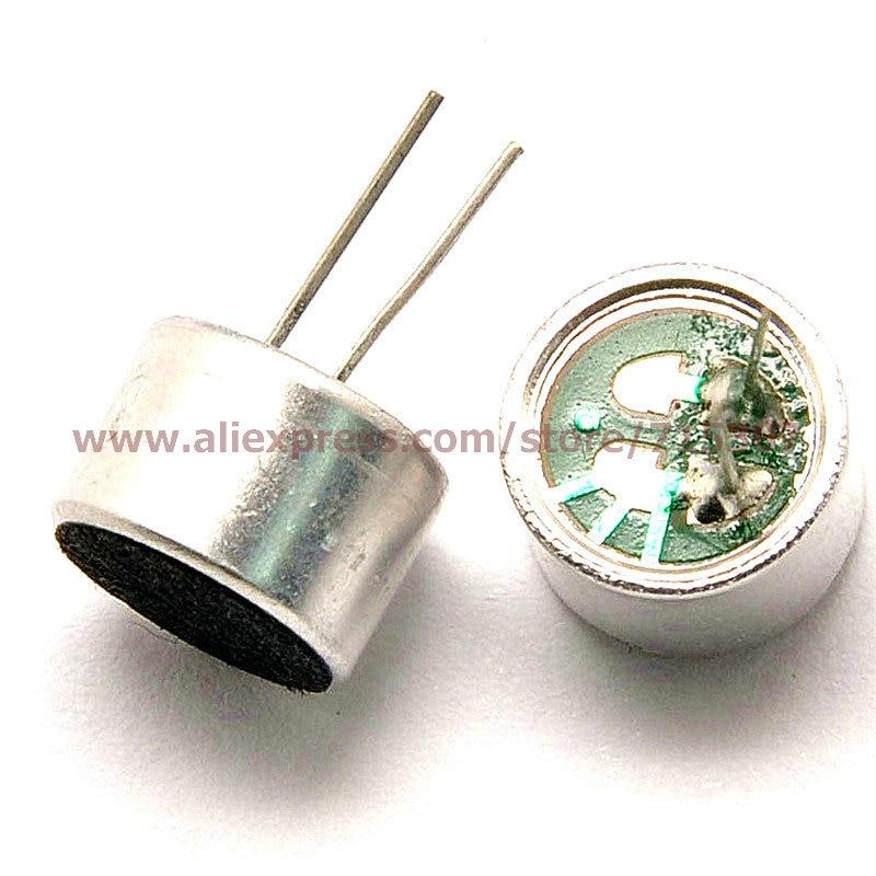 ₩Phiscalмм E 50 шт. 9*7/9x7 мм емкостный/electret mic/пикап ...