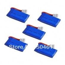 3.7V 380mAh Lipo Battery For Hubsan X4 H107 H107C H107L H107D Syma X11C X2 /FY310B/M62R/F180/