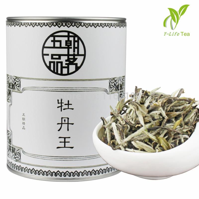 Hot 75g China High Quality Peony Tea White Tea white Baimudan Green food Natural Organic Tea