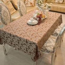 New Design Western Restaurant Feast Tablecloth Round Rectangle Square Table Cloths  For Sale Decorations Christmas
