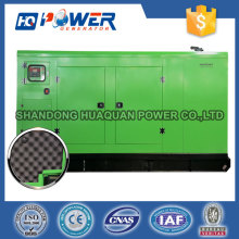 silent diesel generating set price 50kw powered by cummins diesel engine