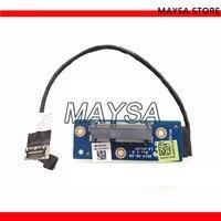 original M18x R2 SSD SATA Controller Board w Cable LS 832AP Y9K8G 0Y9K8G N22TH 0N22TH test good free shipping
