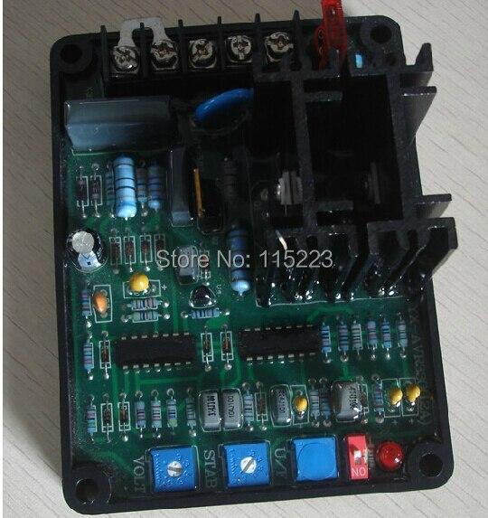 Brushless Generator AVR 12A Voltage Stabilizer Regulator cubicfun пазл 3d спасская башня 33 детали cubicfun