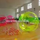 Acqua di Trasporto libero di Sport di Gioco Giocattoli Crazy Gonfiabile Zorbing Palla Acqua A Piedi Palla A Piedi Sia per Bambini e Adulti - 5