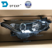 HEADLIGHT FOR MAZDA 3 SALOON without bulb TAIL LAMP REAR AXELA TURNING SIGNAL