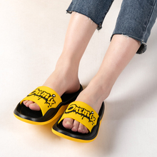 ONEMIX Men Flip Flop Women Casual Slippers Flats Fashion Personality Outdoor Non-slip Summer Sandals Unisex Beach Wading Shoes