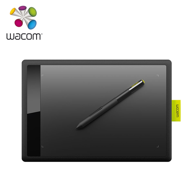 One by Wacom Small CTL-471 Digital Graphic Drawing Tablet Pad 1024 Pressure Levels