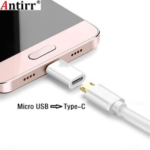 Cable Adapter Type C Converter Micro USB to USB C 3.1 Cable Adapter Type C Converter for Xiaomi 4C Lg G5 Nexus 5x 6p Oneplus2 Macbook Connector Adapter