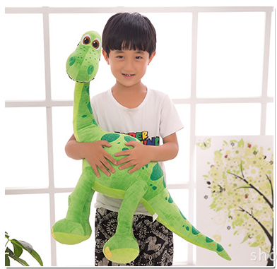 big lovely plush dinosaur toy new long neck dinosaur doll gift about 70cm 0350