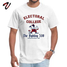 Crew Neck The Electoral CollegeFighting Jaws Mens T Shirt Funny Steven Universe Sleeve Tops Shirts Newest Design