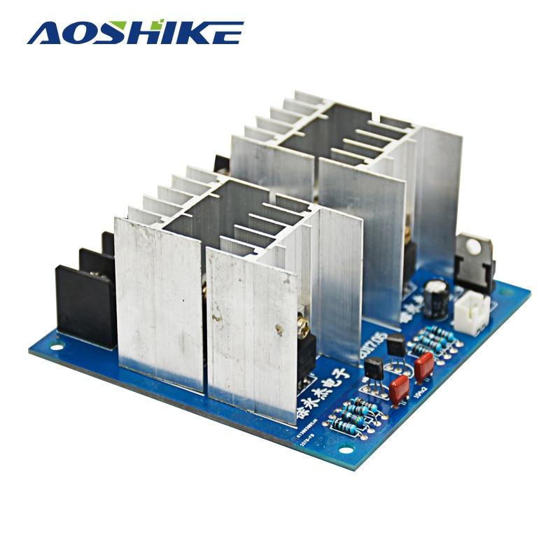 Aoshike DC 12 V 24 V 600 W 1200 W Inversor Bordo Motorista Acessório Para O  Núcleo De Ferro Do Transformador de Baixa Frequência 80d23bbca8