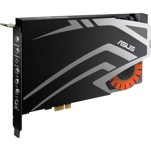 все цены на Used,Original Asus STRIX SOAR 7.1 PCIe Sound Card.100% working good онлайн