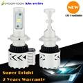 1 Set 9007 LED Headlight Bulb 30000 Hrs 2 Years Warranty 12000LM H7 LED Bulb H3 H1 H4 9012 880 881 H13 H8 H11 9006 9005