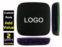 10pcs Custom Made 2 Years Warranty T1 1gb 8gb Smart Android IPTV Live Streaming Tv Boxes