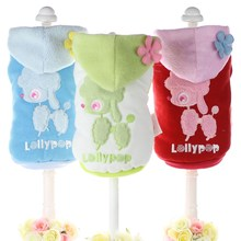 Coats with Hat Thick Downs Jackets Chihuahua Clothing for Dogs Puppy Cat Pet-Products