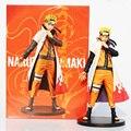 """Naruto Shippuden Uzumaki Naruto PVC Action Figure Collectible Modelo Toy 10 """"25 cm"""