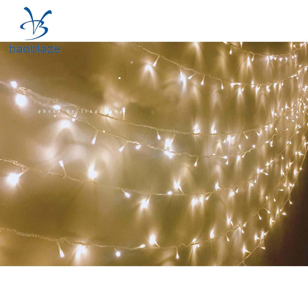 LED String Fairy Light Battery Operated Decorative Light 10LEDs White