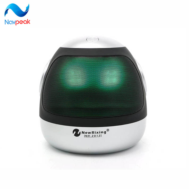 10Pcs/Lot Bluetooth Speaker Mini Portable Wireless Speaker Soundbar Super Bass Sound Box With Mic TF Card FM Radio