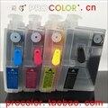 La LC3019XL LC3019 LC3017 relleno de tinta cartucho para Hermano MFC-J5330DW MFC-J6530DW MFC-J6930DW MFC-J6730DW impresora de tinta chip