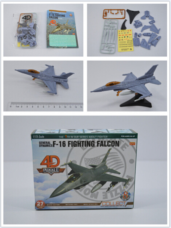 US $20 76 |China New Toy 1/144 Large Scale Model Airplane DIY Craft Kit  Plastic Model Building Kit With Nice Package In Stock-in Model Building  Kits