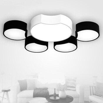 Deckenleuchten wohnzimmer lampen moderne schlichtheit ...