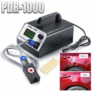 Induction-Heater Removing Hot-Box-Tool-Set Dents Paintless-Remover Car-Body-Repair 1000W