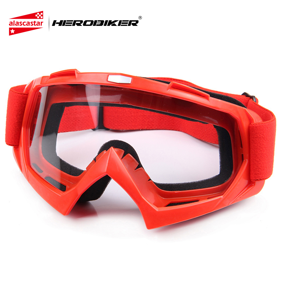 Humble Herobiker Motorcycle Riding Glasses Ski Snowboard Windproof Dustproof Goggles Motocross Off-road Downhill Dirt Bike Eyewear