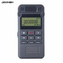 8 ГБ шумоподавление Высокое разрешение цифровой Аудио Диктофон телефонная запись с ЖК-дисплеем mp3-плеер