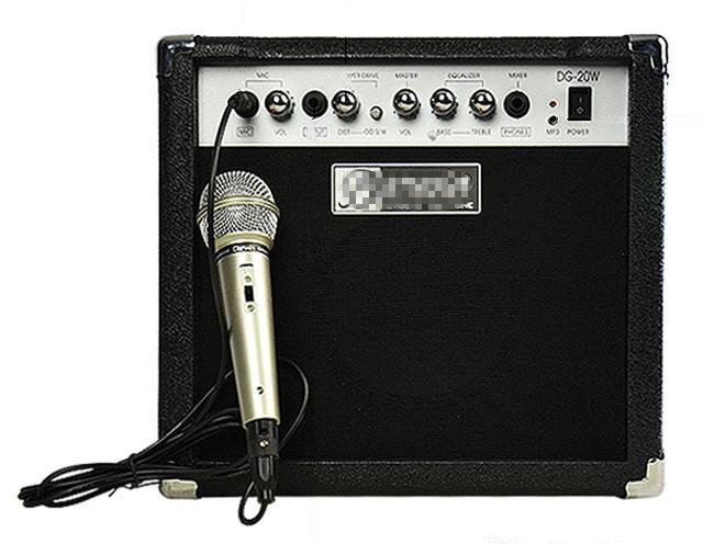 20w Acoustic Guitar Electric Guitar Amplifier Guitar Speaker With