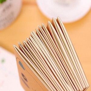 Image 3 - 40 шт./лот, маленький блокнот с милым мультипликационным принтом, бумажный дневник, записная книжка 64 K, канцелярские принадлежности, подарки для детей