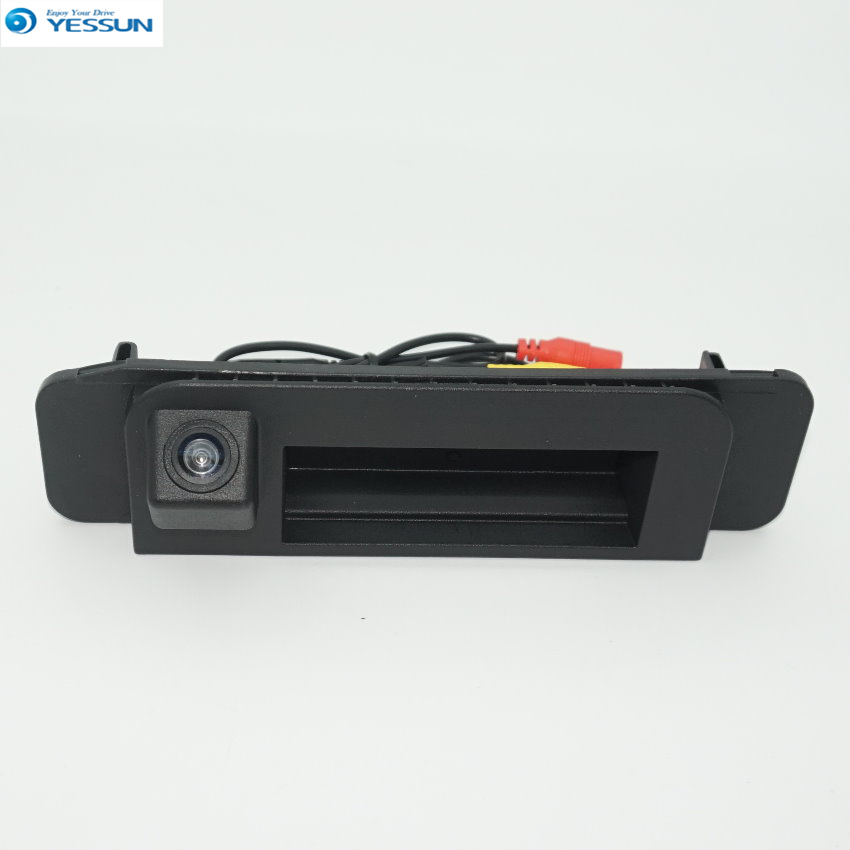 цена YESSUN For Mercedes Benz C Class W205 C180 C200 C280 C300 C350 / Car Rear View Camera / HD Night Vision + Parking Reverse Camera