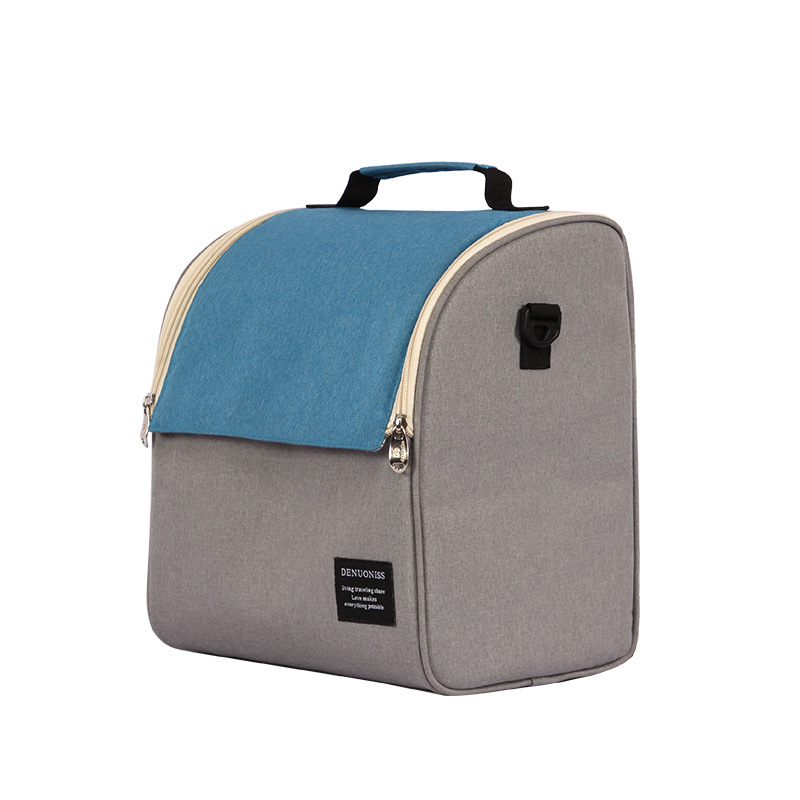 4 Differnt Picnic Bag Cool Case Multifunction Food Picnic Back Pack Bag Cooler Box Insulated Handbag Single Tote Food Bags
