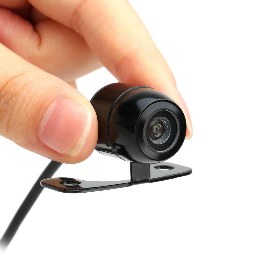 """4.3 """"tft lcd رصد سيارة سيارة كاميرا الرؤية الخلفية وقوف المساعدة مع شاشة مرآة رصد سيارة احتياطية عكس السيارات tv dvd رصد"""