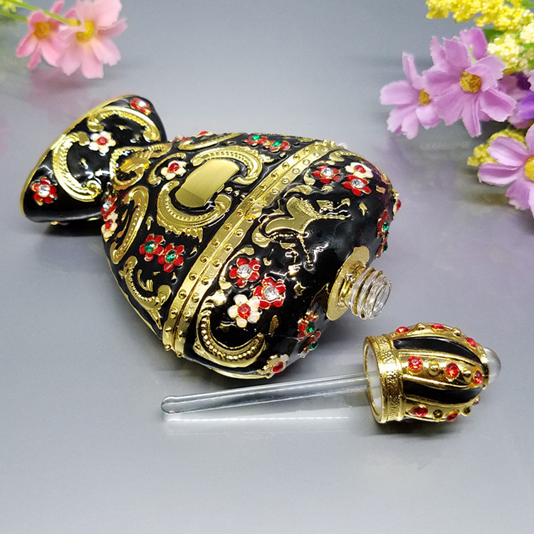 8ml Metal Gemstone Egypt ancient Fish perfume bottle, wedding perfume egypte islamic decorative oil bottles fish oil в аптеке