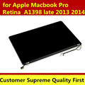 99% new For Macbook Pro 15'' Retina A1398 LCD Assembly Display Screen Assembly Late 2013 Mid 2014 ME293 ME294 MGXA2 MGXC2
