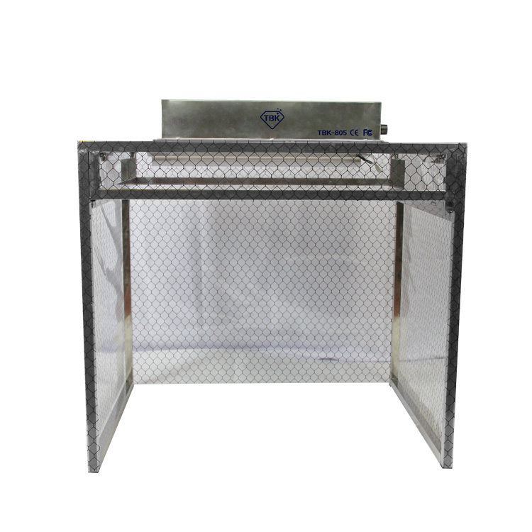 TBK MINI Cleaning Room Dust-free Working Room Bench Table Refurbish LCD For Broken Phone Repairing