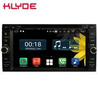 Octa Core 4G Android 8.1 4GB RAM 64GB ROM RDS Car DVD Player Radio GPS Glonass For Toyota Terios Hiace Prado Previa Crown Camry