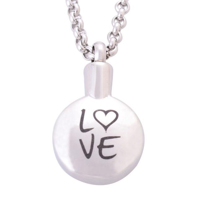 Love Memorial Necklace