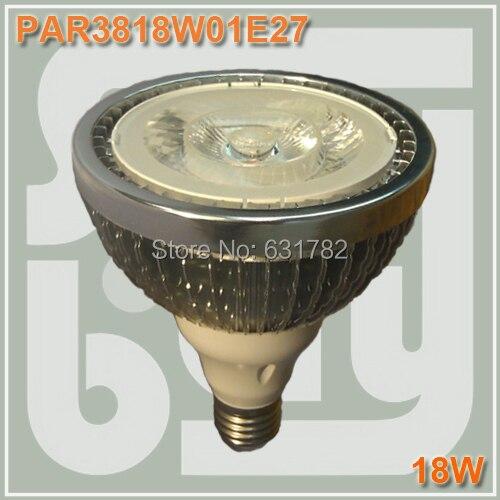 LED par38 18W COB lamp high lumens high quality bulb high power spotlight replace to 180W E27 18W led spot par38 light