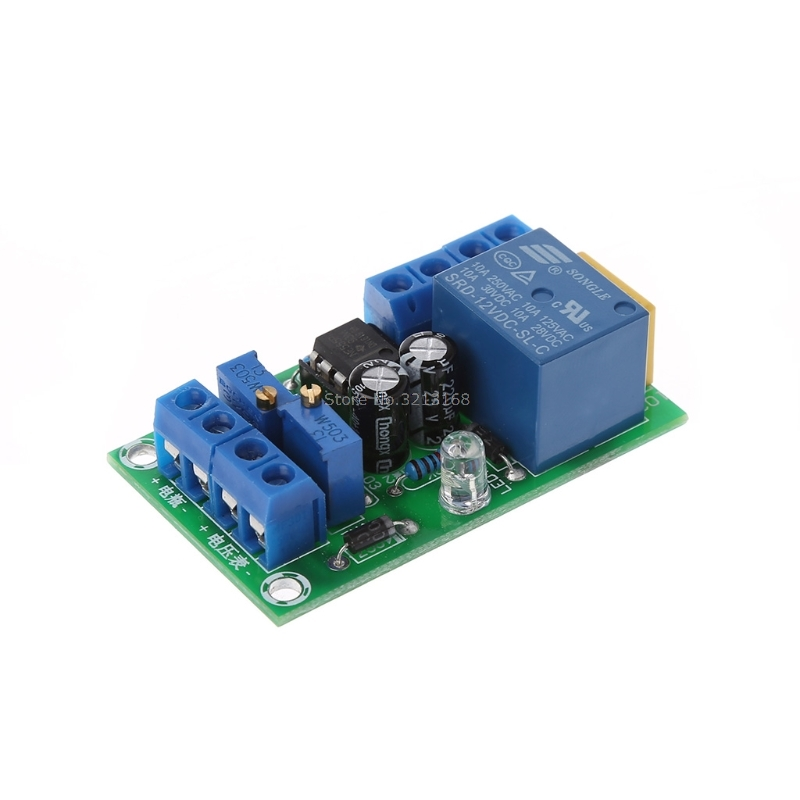 12V Battery Automatic Charging Controller Module Protection Board Relay Board Module Anti-Transposition Smart Charger smart board kapp42