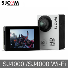 2 Batteries and Charger ! SJCAM SJ4000 Series SJ4000 & SJ4000 WIFI & SJ4000 Plus WiFi Sports Action Camera Camera 1080P Sport DV free shipping original sjcam sj4000 series sj4000