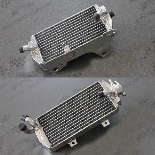 Привет perf. алюминиевого сплава радиатора Для Honda CRF450R CRF 450 R 2013 2014 ЛЕВЫЙ + ПРАВЫЙ