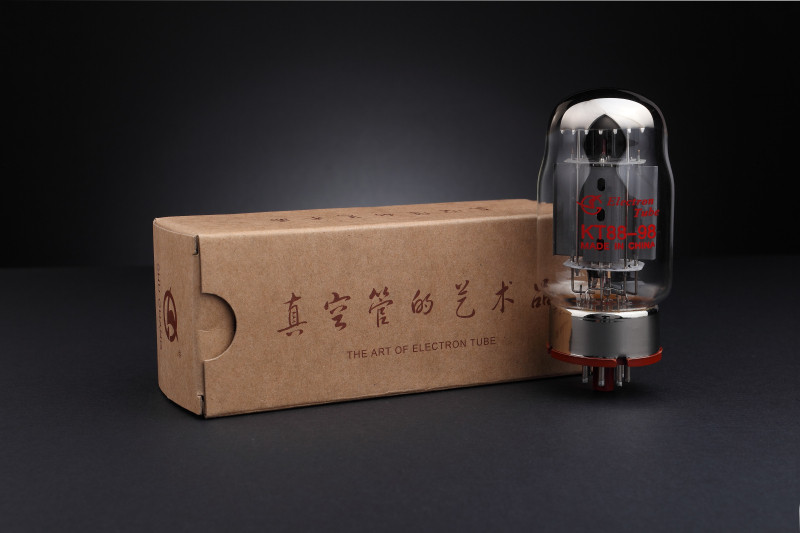 купить New Changsha Shuguang KT88-98 Electron Tube Brand New 1PC foa Tube amplifier недорого